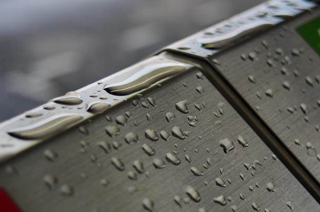 豪雨の記憶