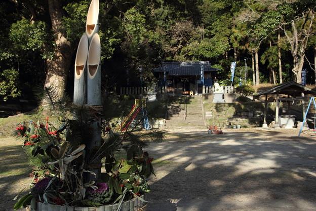 阿蘇神社正月