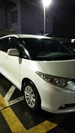 2014年末洗車