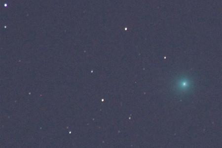 1月12日のラブジョイ彗星(C/2014Q2)