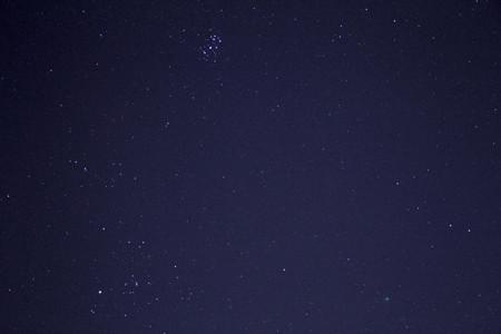 おうし座とラブジョイ彗星