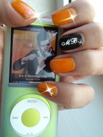 マイケル・ブーブレ ネイル Nails Michal Bubl10