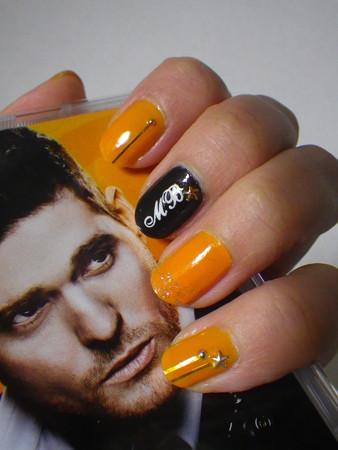 マイケル・ブーブレ ネイル Nails Michal Bubl11