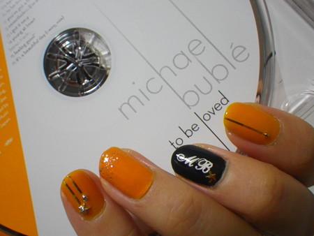 マイケル・ブーブレ ネイル Nails Michal Bubl15