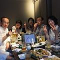 1次会@寧々屋 (4)大テーブル