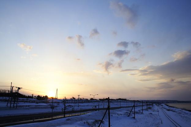 Photos: 冬の旅路