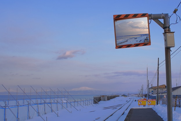 Photos: もう一つの雪景色