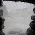 写真: 171002_山梨県北杜市・白州・尾白の森名水公園「べるが」_堰堤_G171002K7116_MZD12ZP_X8Ss