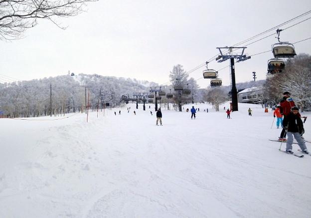 野沢温泉スキー場 上ノ平ゲレンデ