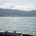 写真: 湖上クルーズ