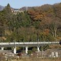 Photos: 211系、上野原の秋