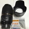 写真: TAMRON SP 70-300mm F/4-5.6 Di VC USD