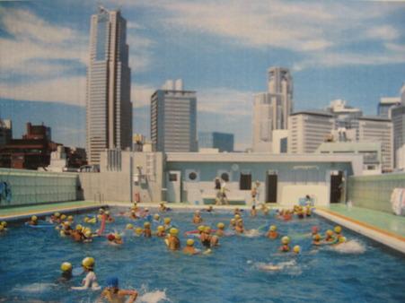 都会のプール2
