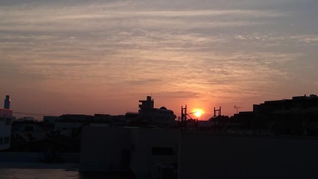 朝陽はダイアモンド~♪