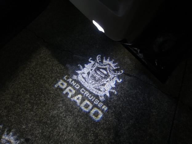 150ランドクルーザープラド プロジェクターカーテシランプ_1