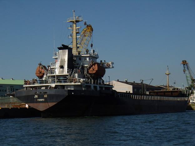 ミクロネシア船籍貨物船 - JIN AO