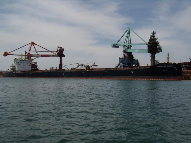 Bulk carrier - PEDHOULAS CHERRY