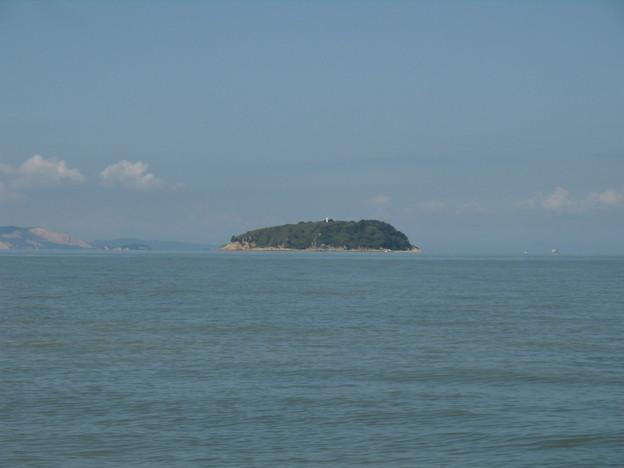 播磨灘に浮かぶ無人島 上島