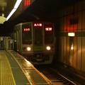 都営新宿線篠崎駅2番線 都営10-270F各停本八幡行き進入