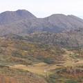 写真: 妙高山を望む