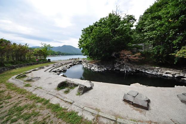 Photos: 屈斜路湖3(露天風呂)