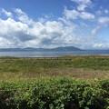 Photos: ワッカ原生花園より望むサロマ湖