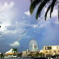 写真: ここも虹の目撃率高いな