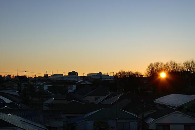 Photos: 正月2日の日の出