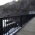 写真: 鬼怒楯岩大吊橋