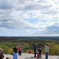 写真: Bradbury Mountain Summit 10-16-11