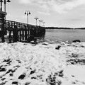 Photos: Town Landing B&W 2-22-15