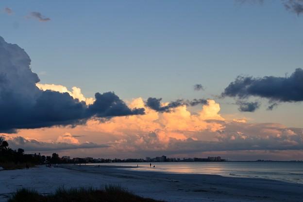 Evening Clouds II 9-23-17
