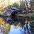 写真: Mabry Mill III 10-14-17