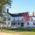 写真: Harriet Beecher Stowe House IV 10-18-17