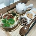 Photos: うなぎのひつまぶし風だし茶...