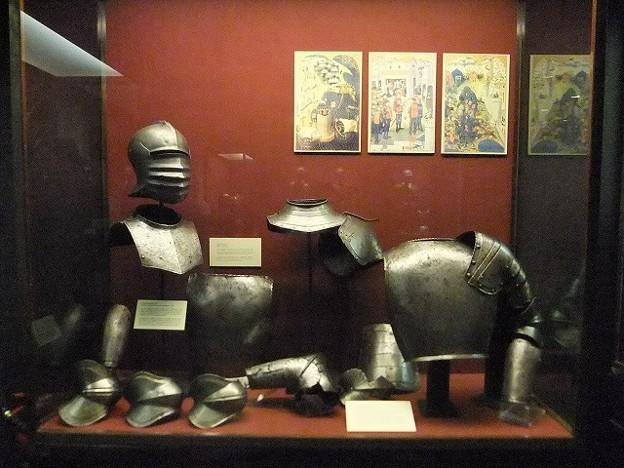 5騎士団長の宮殿兵器庫