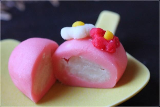 新年の練り切り和菓子