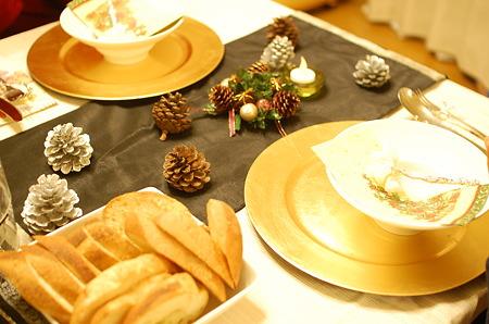 2010クリスマスディナー