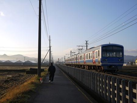 電車が通過したよ!その6