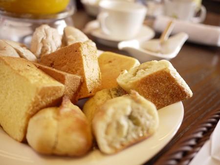 またまた美味しいパン!(食べ放題っす!)