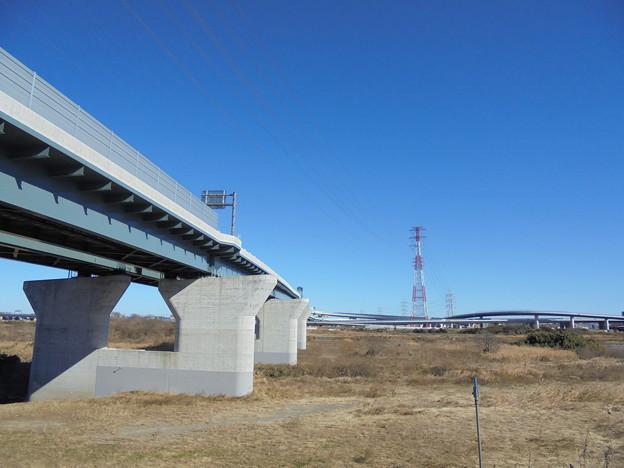 首都圏中央連絡自動車道連絡橋3