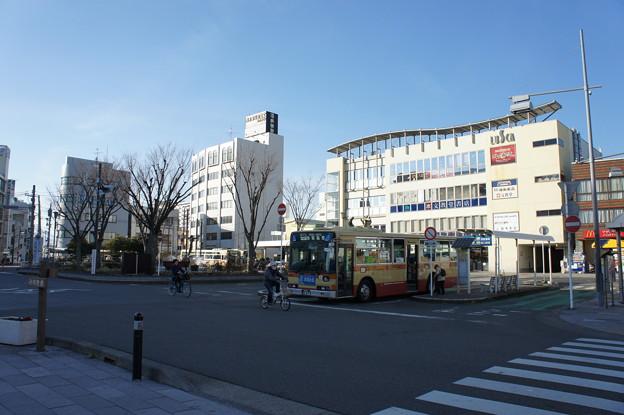 平塚駅南口ロータリー