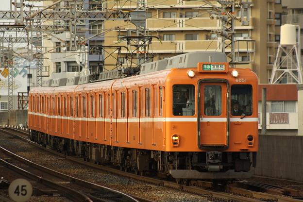 近鉄6020系(ラビットカー) 準急富田林