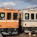 写真: 養老鉄道 ラビット・センロク