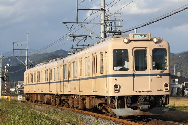 養老鉄道600系(センロク)