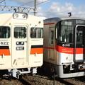 山陽電鉄3000系・6000系(網干線)