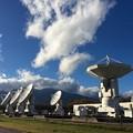 写真: 野辺山宇宙電波観測所