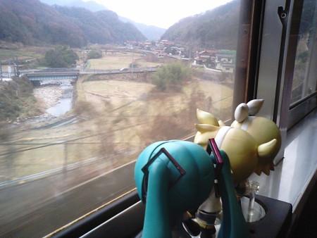 八本松→瀬野間。急坂「セノハチ越え」を快適に下りていきます。