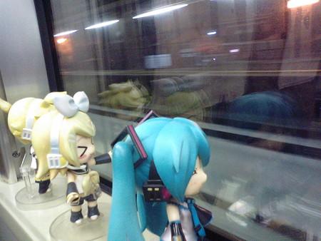 能登川駅に停車。これより後のぶろぐ更新は、旅行終了後になりますm(_ ...