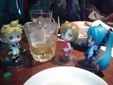 めー:「2杯目は、白加賀ね♪」